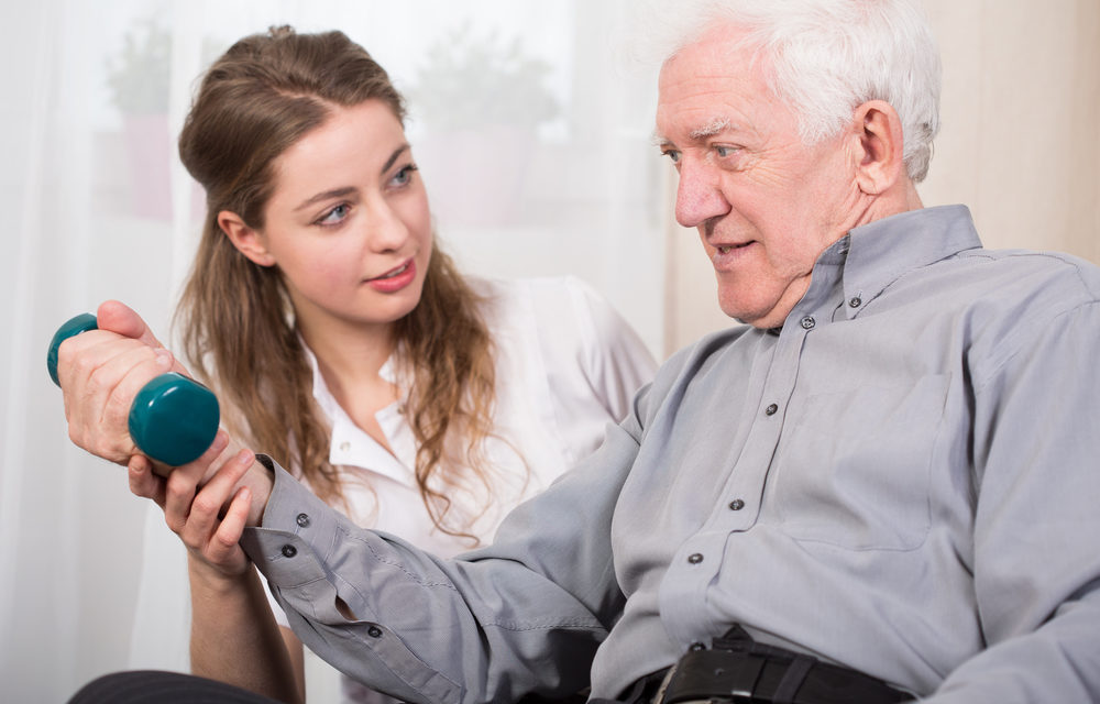 Quiet revolution puts occupational therapists at the forefront of healthcare
