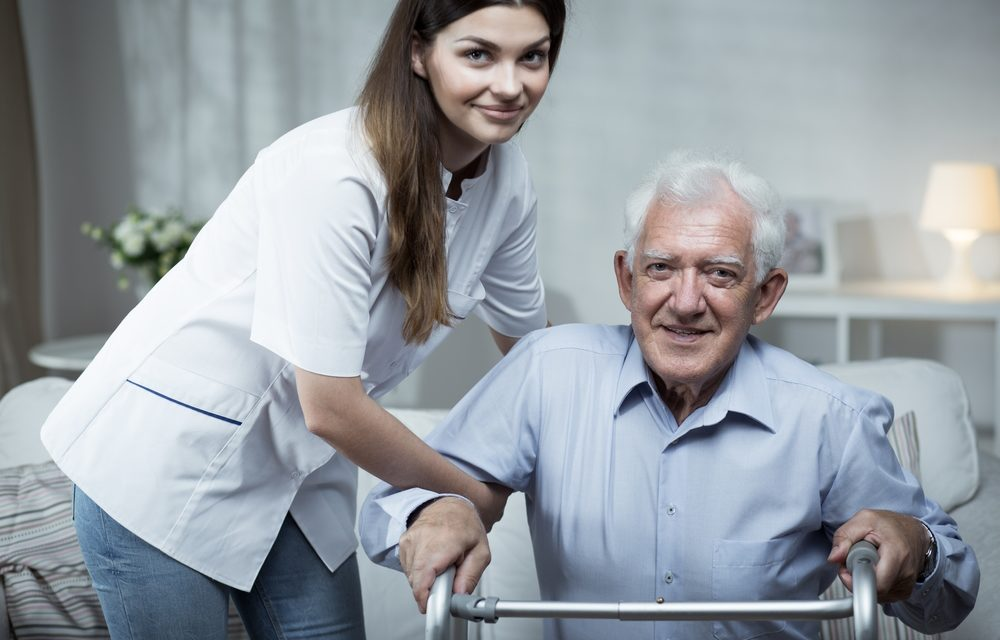 How occupational therapists help keep older people out of hospital
