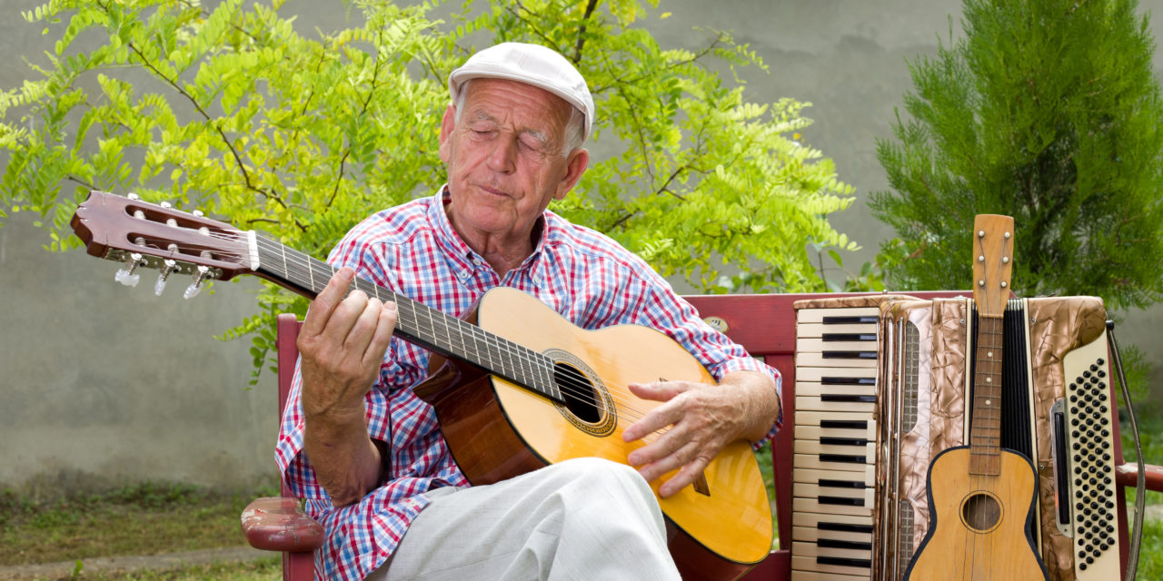 Dementia study adds to calls for more funding of music therapy